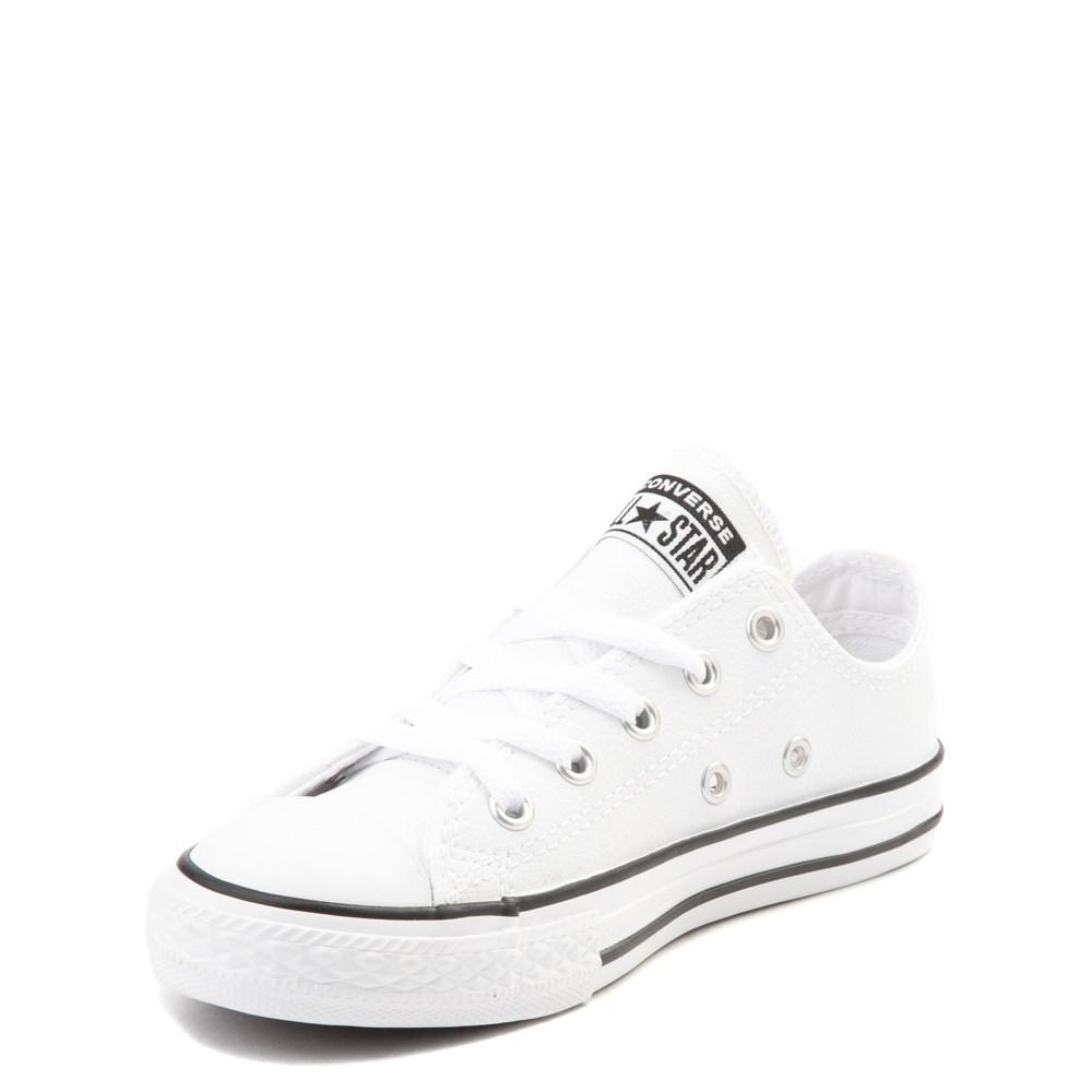 Converse Chuck Taylor All Star Lo Leopard Sneaker Little Kid