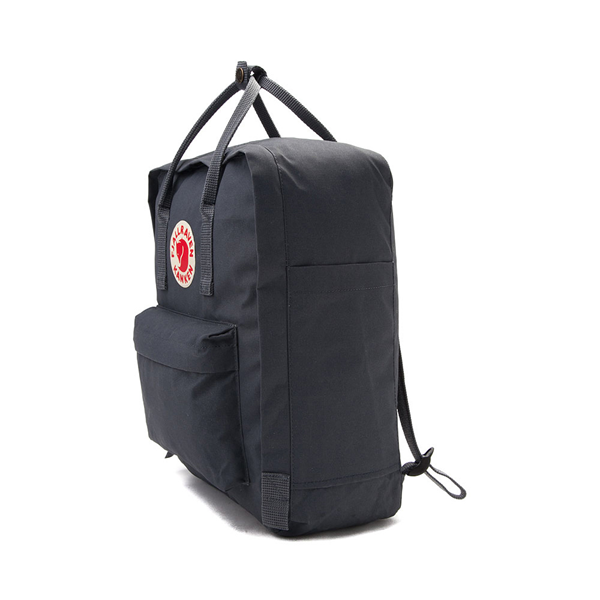 alternate view Fjallraven Kanken Backpack - GraphiteALT4