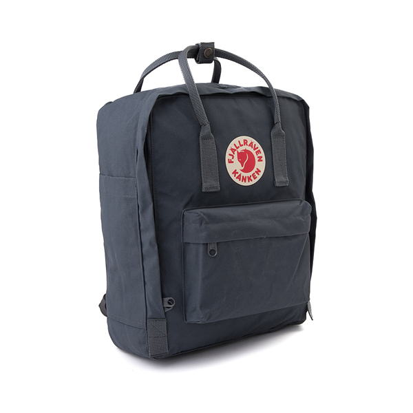 alternate view Fjallraven Kanken Backpack - GraphiteALT4B