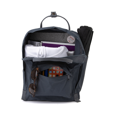 Alternate view of Fjallraven Kanken Backpack - Graphite