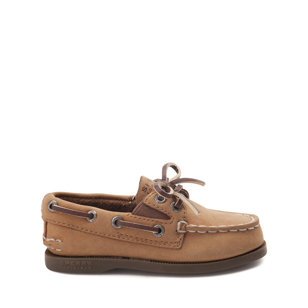 Sperry Top-Sider Authentic Original Gore Boat Shoe - Toddler / Little Kid - Sahara