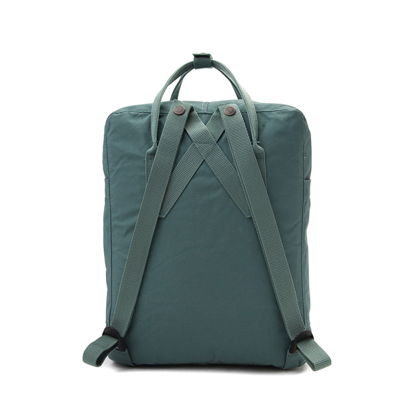 alternate view Fjallraven Kanken Backpack - Frost GreenALT2