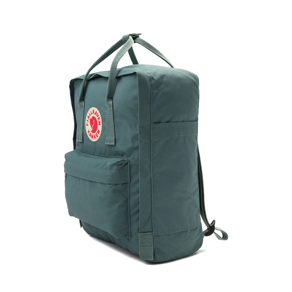 alternate view Fjallraven Kanken Backpack - Frost GreenALT4