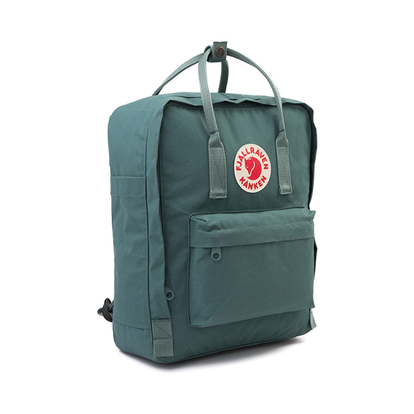 alternate view Fjallraven Kanken Backpack - Frost GreenALT4B