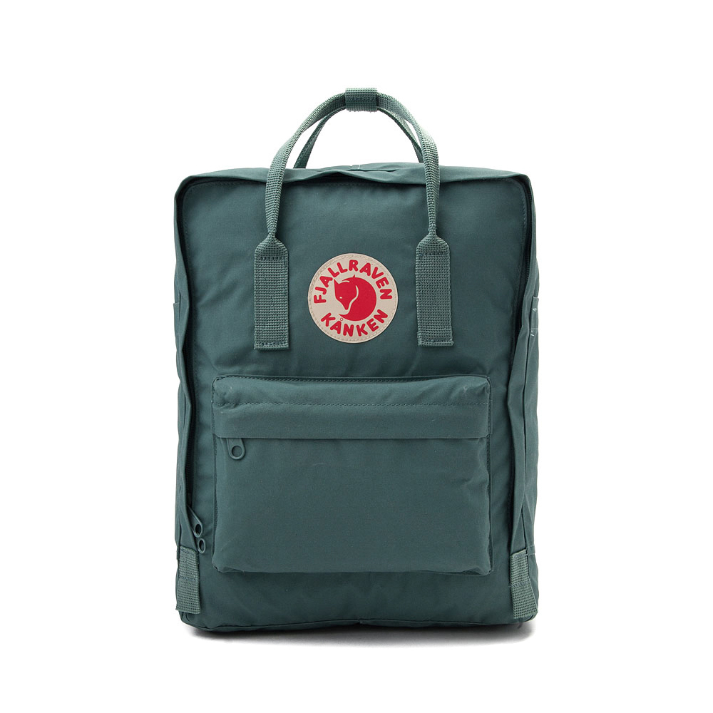 Fjallraven Kanken Backpack - Frost Green