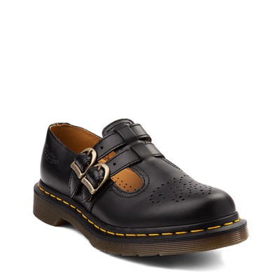 Alternate view of Womens Dr. Martens Mary Jane Casual Shoe - Black