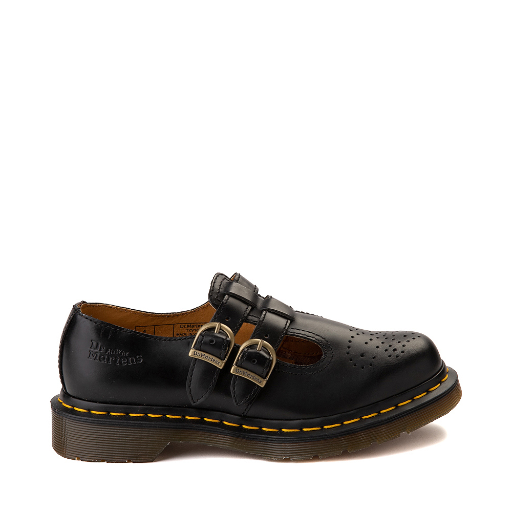 Womens Dr. Martens Mary Jane Casual Shoe - Black