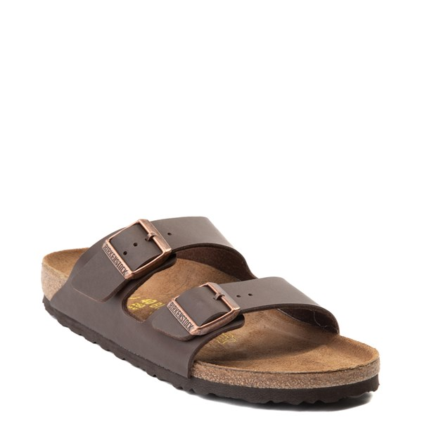 alternate view Womens Birkenstock Arizona Sandal - BrownALT1