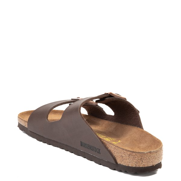 alternate view Womens Birkenstock Arizona Sandal - BrownALT2