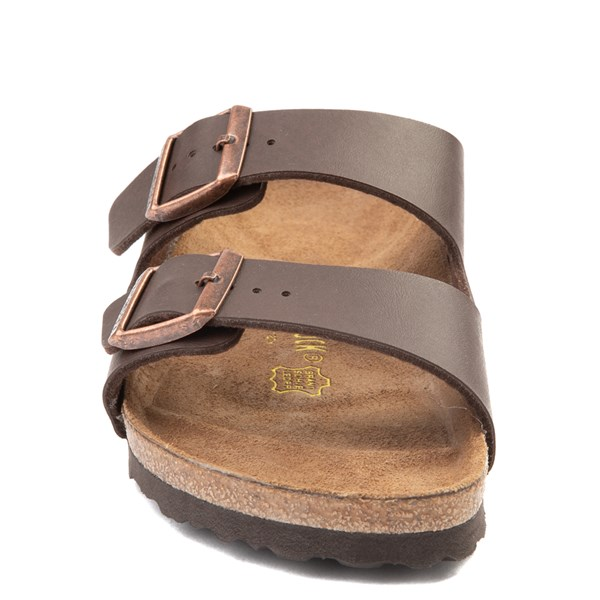 alternate view Womens Birkenstock Arizona Sandal - BrownALT4