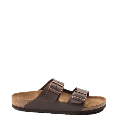 Main view of Womens Birkenstock Arizona Sandal - Brown