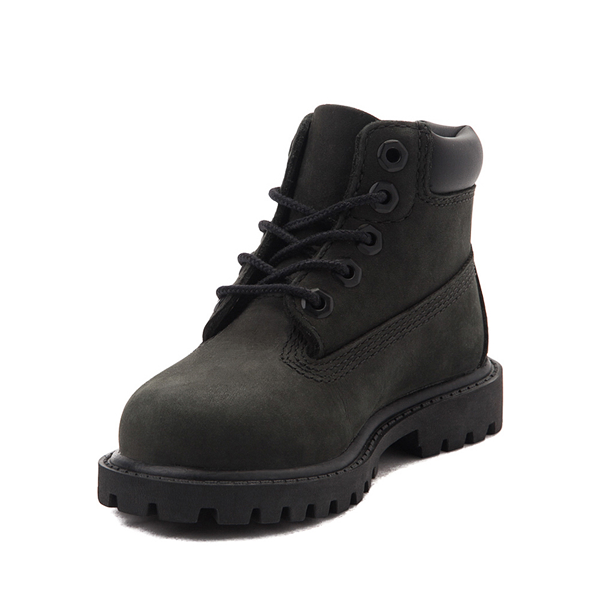 "alternate view Timberland 6"" Classic Boot - Baby / Toddler / Little Kid - BlackALT2"