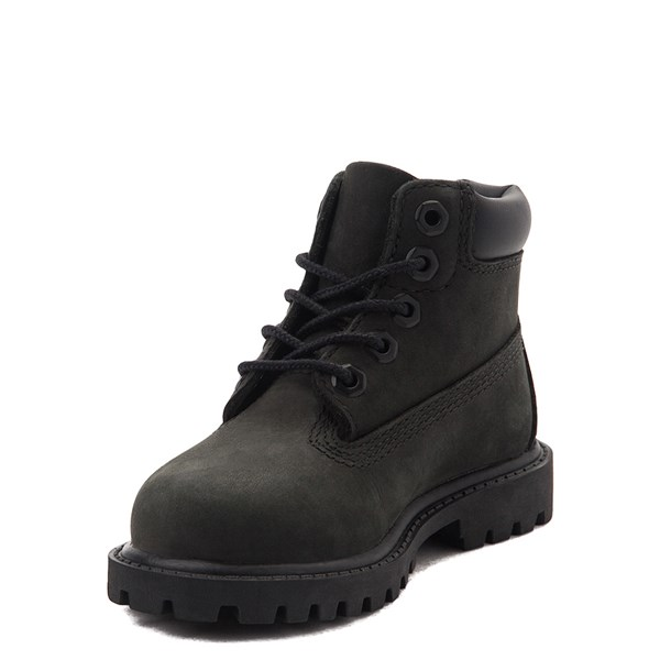 "alternate view Timberland 6"" Classic Boot - Baby / Toddler / Little Kid - BlackALT3"