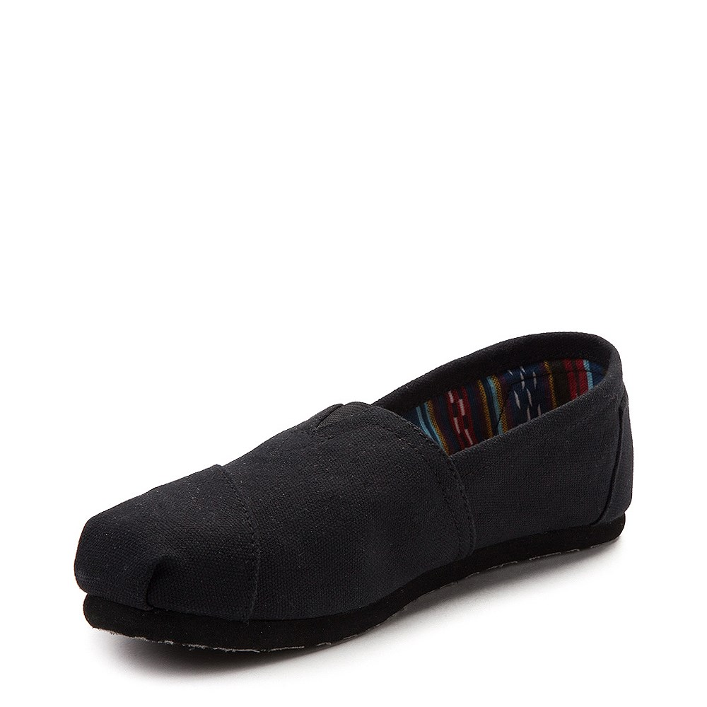 a726f440aa7 Womens TOMS Classic Slip On Casual Shoe