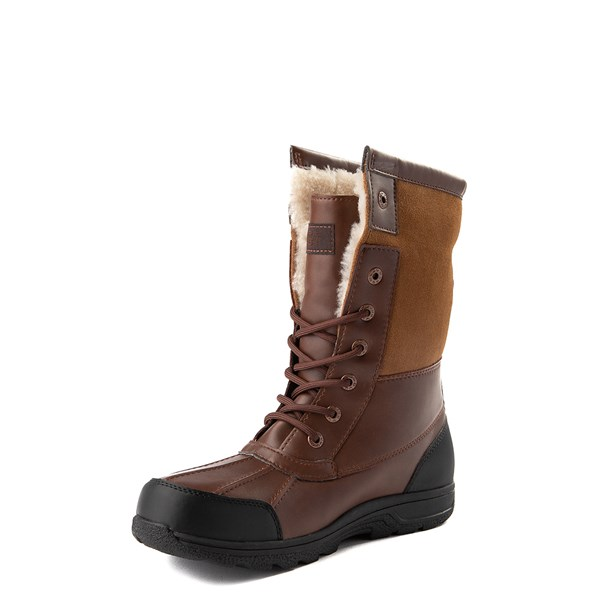 alternate view UGG® Butte II Boot - Little Kid / Big Kid - ChocolateALT3