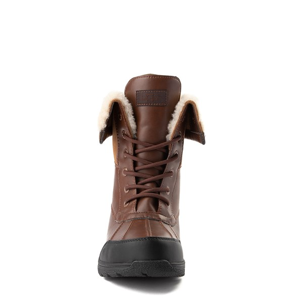 alternate view UGG® Butte II Boot - Little Kid / Big Kid - ChocolateALT4