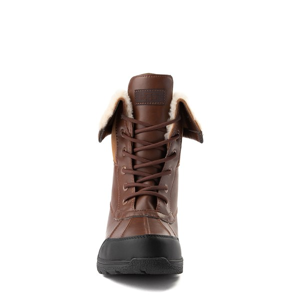 alternate view UGG® Butte II Boot - Little Kid / Big Kid - ChocolateALT4