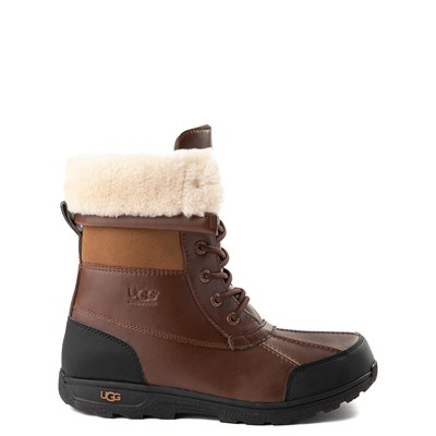 Main view of UGG® Butte II Boot - Little Kid / Big Kid - Chocolate