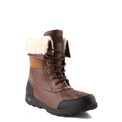 Alternate view of UGG® Butte II Boot - Little Kid / Big Kid - Chocolate