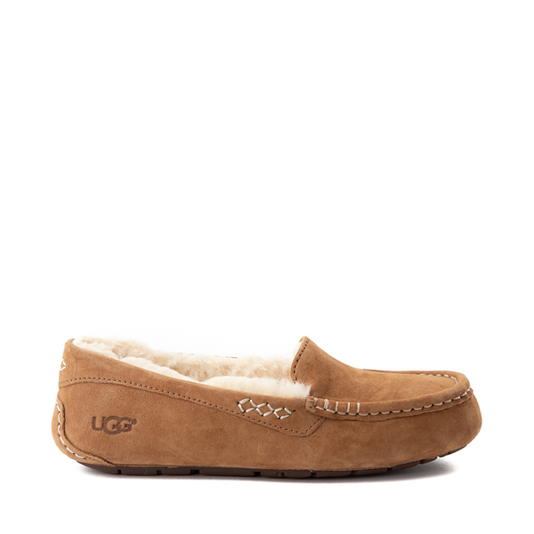 Main view of Womens UGG® Ansley Slipper - Chestnut