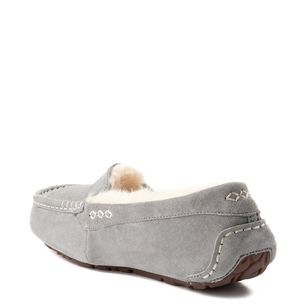 alternate view Womens UGG® Ansley Slipper - GrayALT2