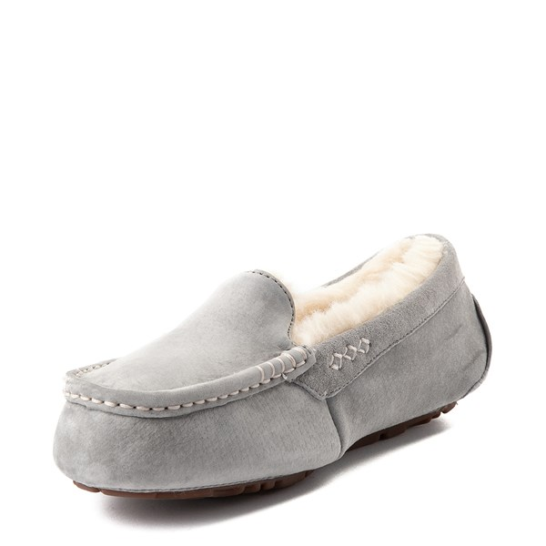 alternate view Womens UGG® Ansley Slipper - GrayALT3