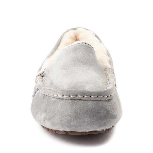 alternate view Womens UGG® Ansley Slipper - GrayALT4