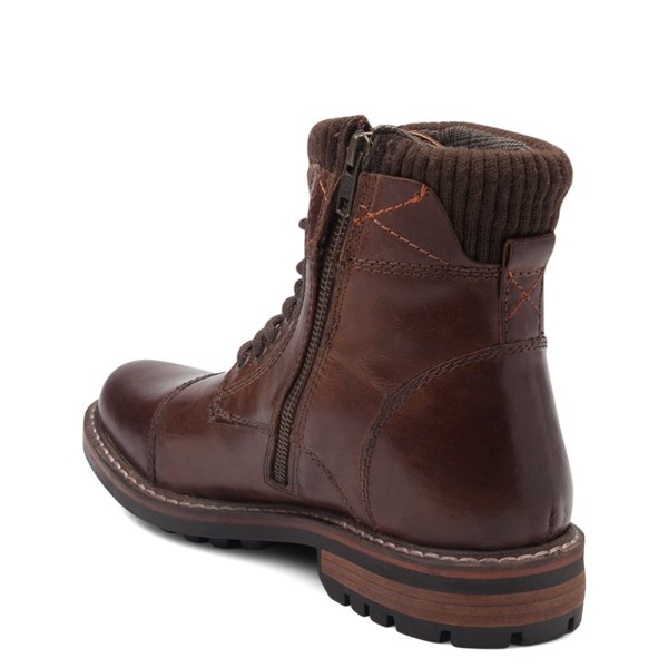 alternate view Mens Crevo Camden Boot - BrownALT2