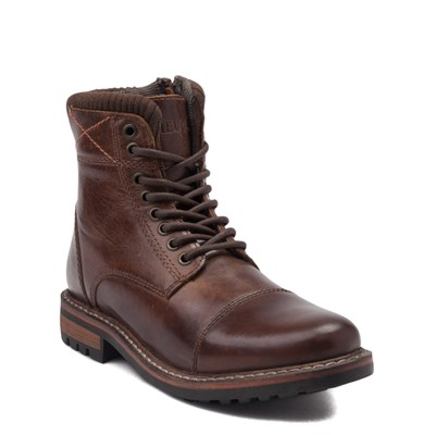 Alternate view of Mens Crevo Camden Boot - Brown