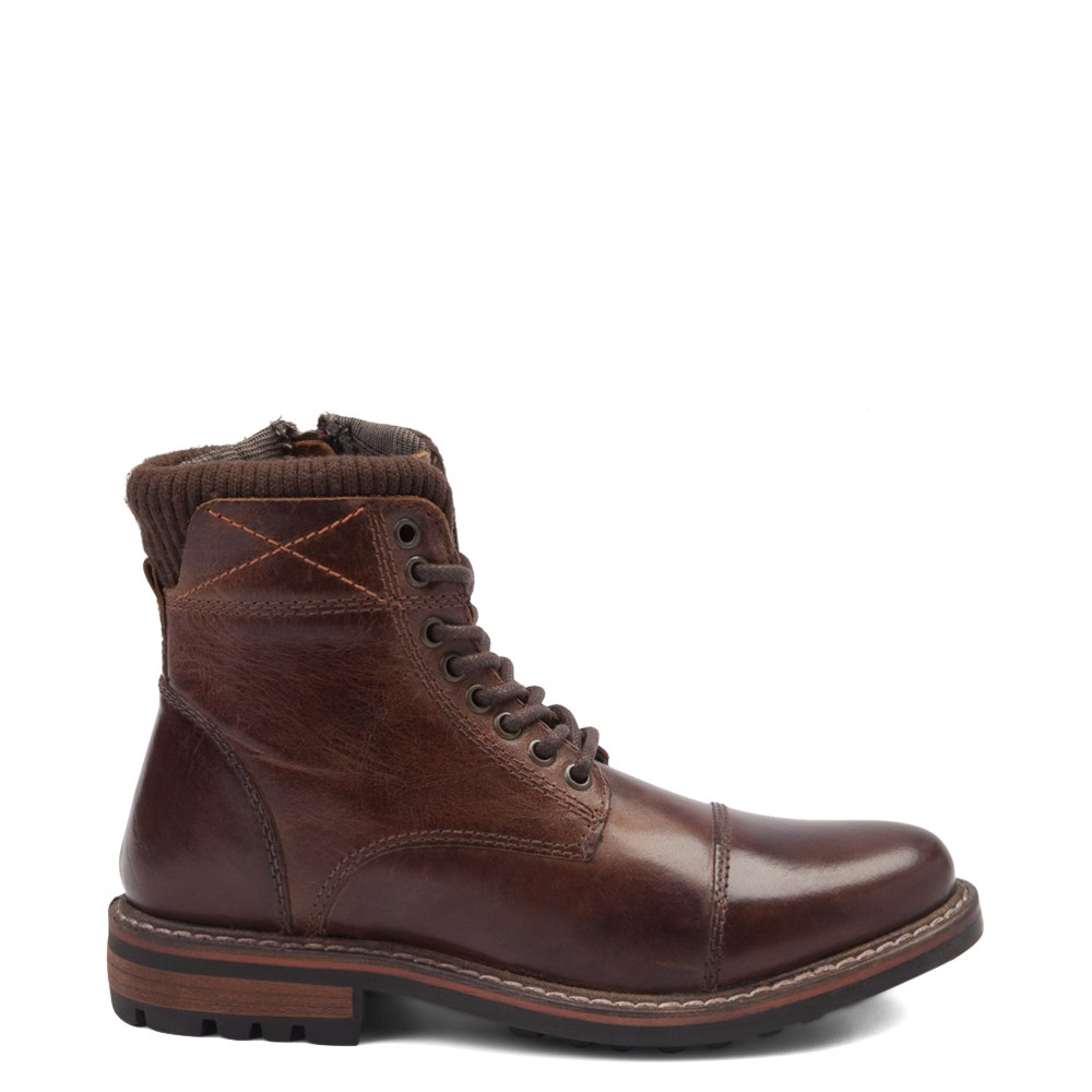 Mens Crevo Camden Boot - Brown