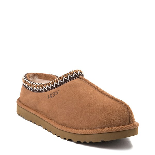 alternate view Mens UGG® Tasman Casual Shoe - ChestnutALT1