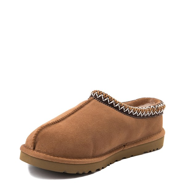 alternate view Mens UGG® Tasman Casual Shoe - ChestnutALT3