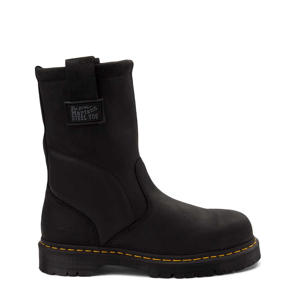 Mens Dr. Martens Wellington OSHA Steel Toe Boot