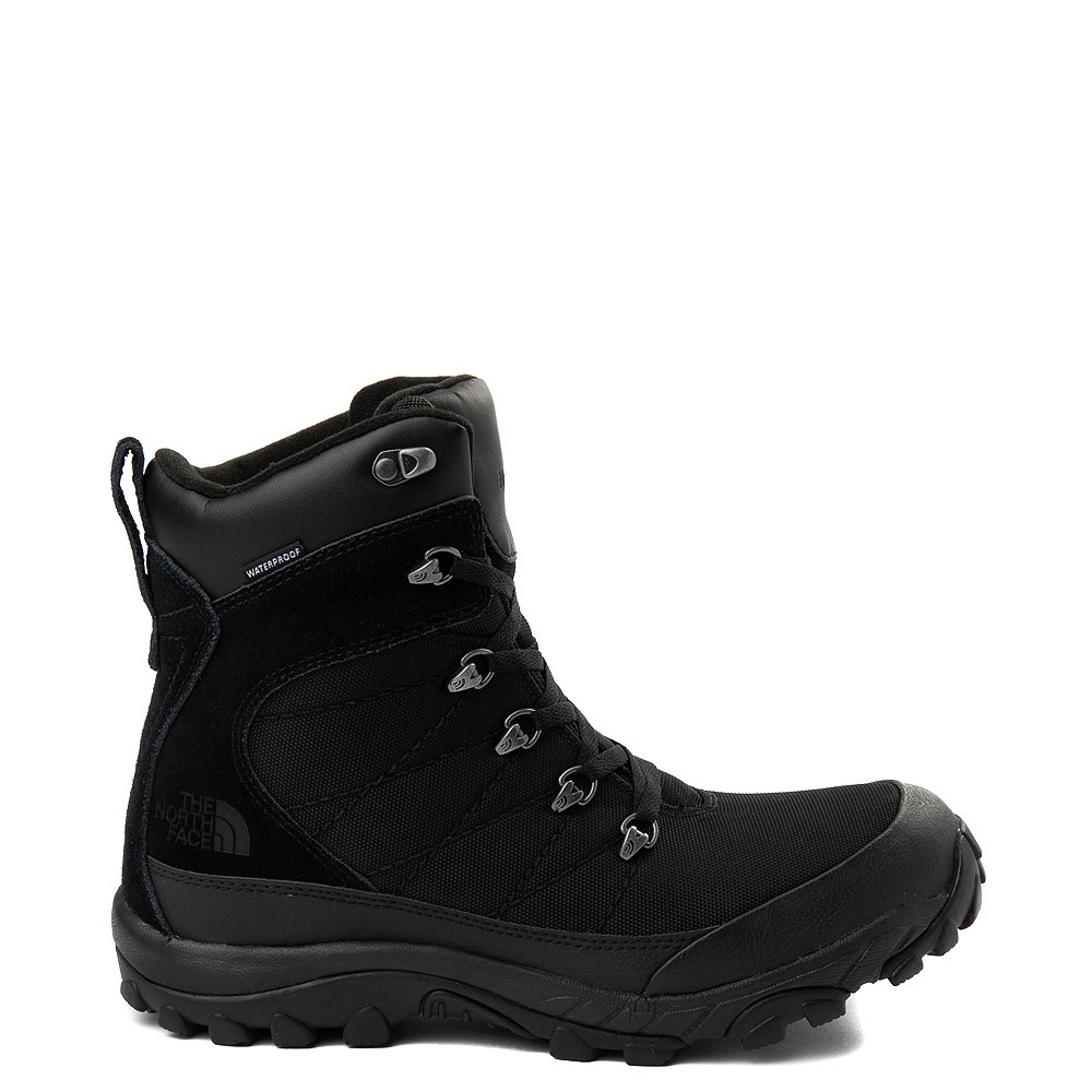 Mens The North Face Chilkat Boot - Black