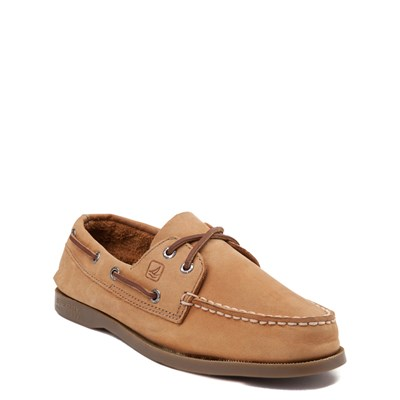 Alternate view of Sperry Top-Sider Authentic Original Boat Shoe - Big Kid