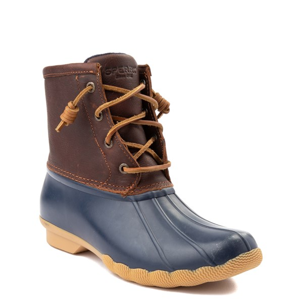 Alternate view of Womens Sperry Top-Sider Saltwater Boot