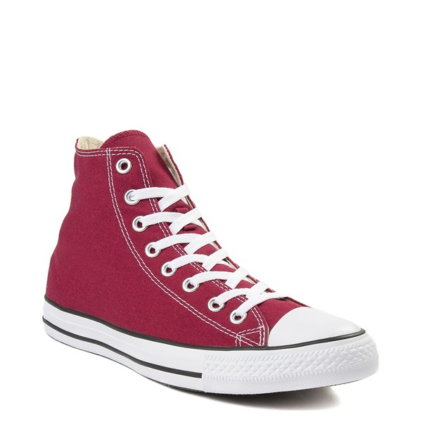 alternate view Converse Chuck Taylor All Star Hi Sneaker - MaroonALT1B