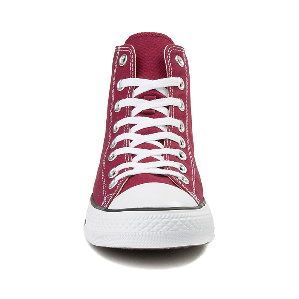 alternate view Converse Chuck Taylor All Star Hi Sneaker - MaroonALT4