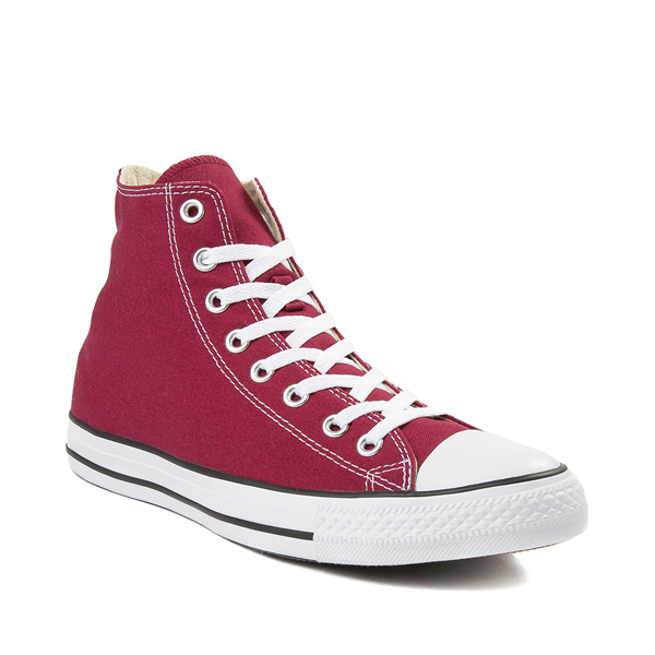 alternate view Converse Chuck Taylor All Star Hi Sneaker - MaroonALT5