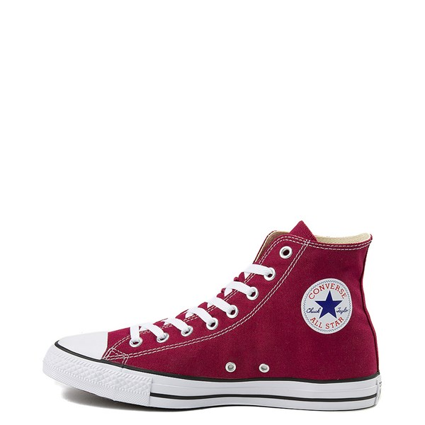 alternate view Converse Chuck Taylor All Star Hi Sneaker - MaroonALT1