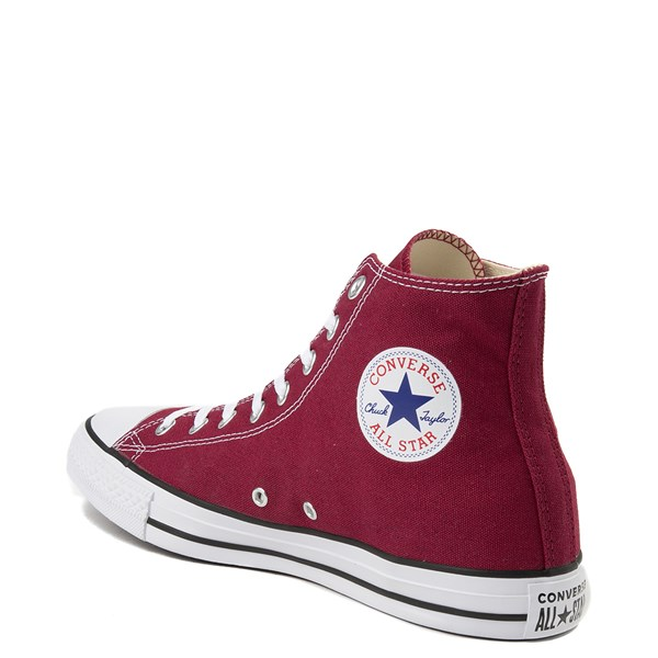alternate view Converse Chuck Taylor All Star Hi Sneaker - MaroonALT2
