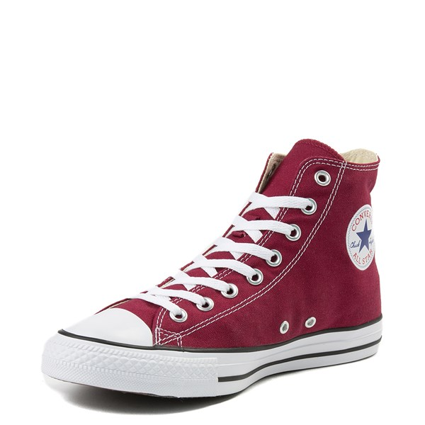 alternate view Converse Chuck Taylor All Star Hi Sneaker - MaroonALT3