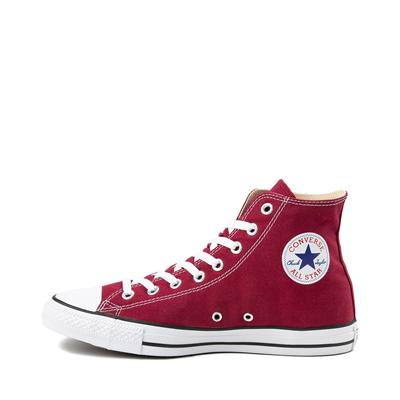 Alternate view of Converse Chuck Taylor All Star Hi Sneaker - Maroon