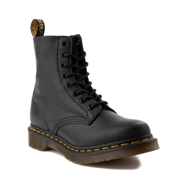 alternate view Womens Dr. Martens 1460 Pascal 8-Eye Boot - BlackALT5