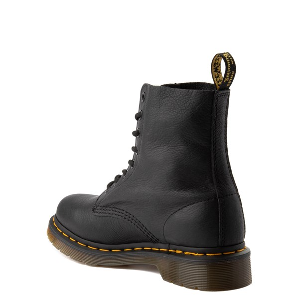 alternate view Womens Dr. Martens 1460 Pascal 8-Eye Boot - BlackALT2