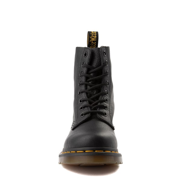 alternate view Womens Dr. Martens 1460 Pascal 8-Eye Boot - BlackALT4