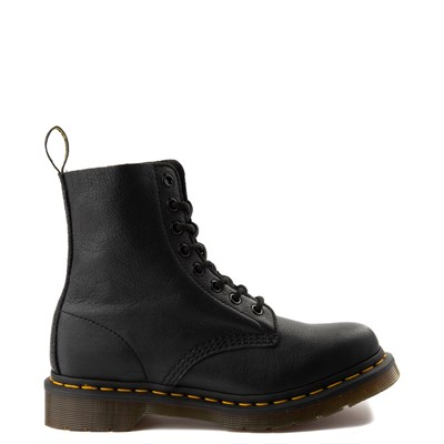 Main view of Womens Dr. Martens 1460 Pascal 8-Eye Boot - Black
