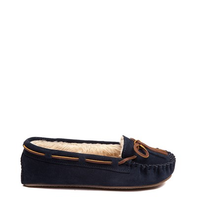 Main view of Womens Minnetonka Cally Casual Shoe - Blue