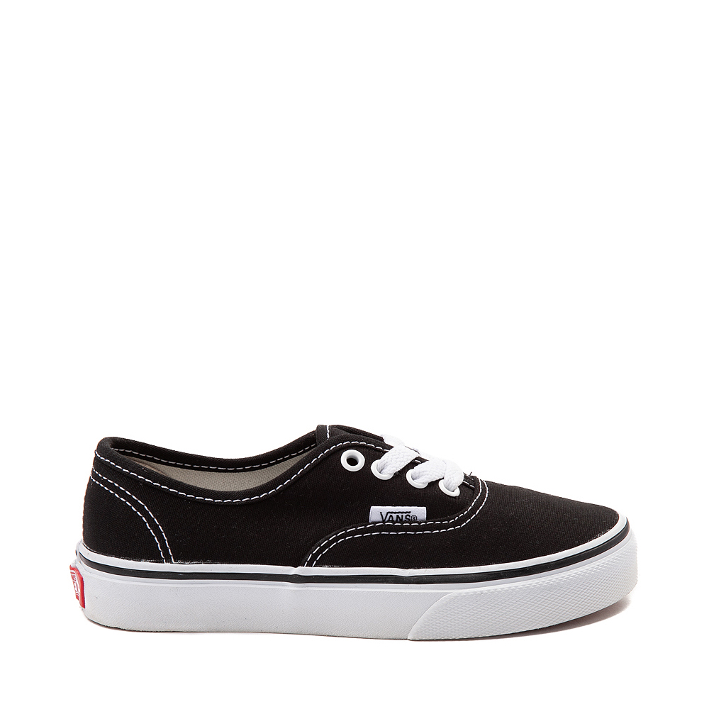Vans Authentic Skate Shoe - Little Kid - Black