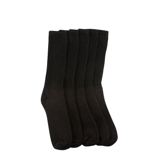 Womens Crew Socks 5 Pack